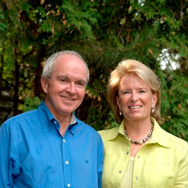 Arthur and Sonia Labatt headshot