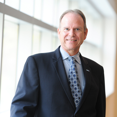 Ted Garrard, SickKids Foundation Chief Executive Officer