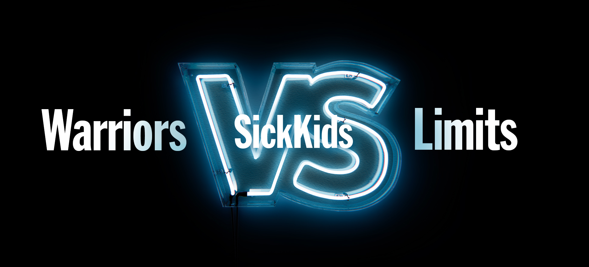 SickKids Warriors VS Limits