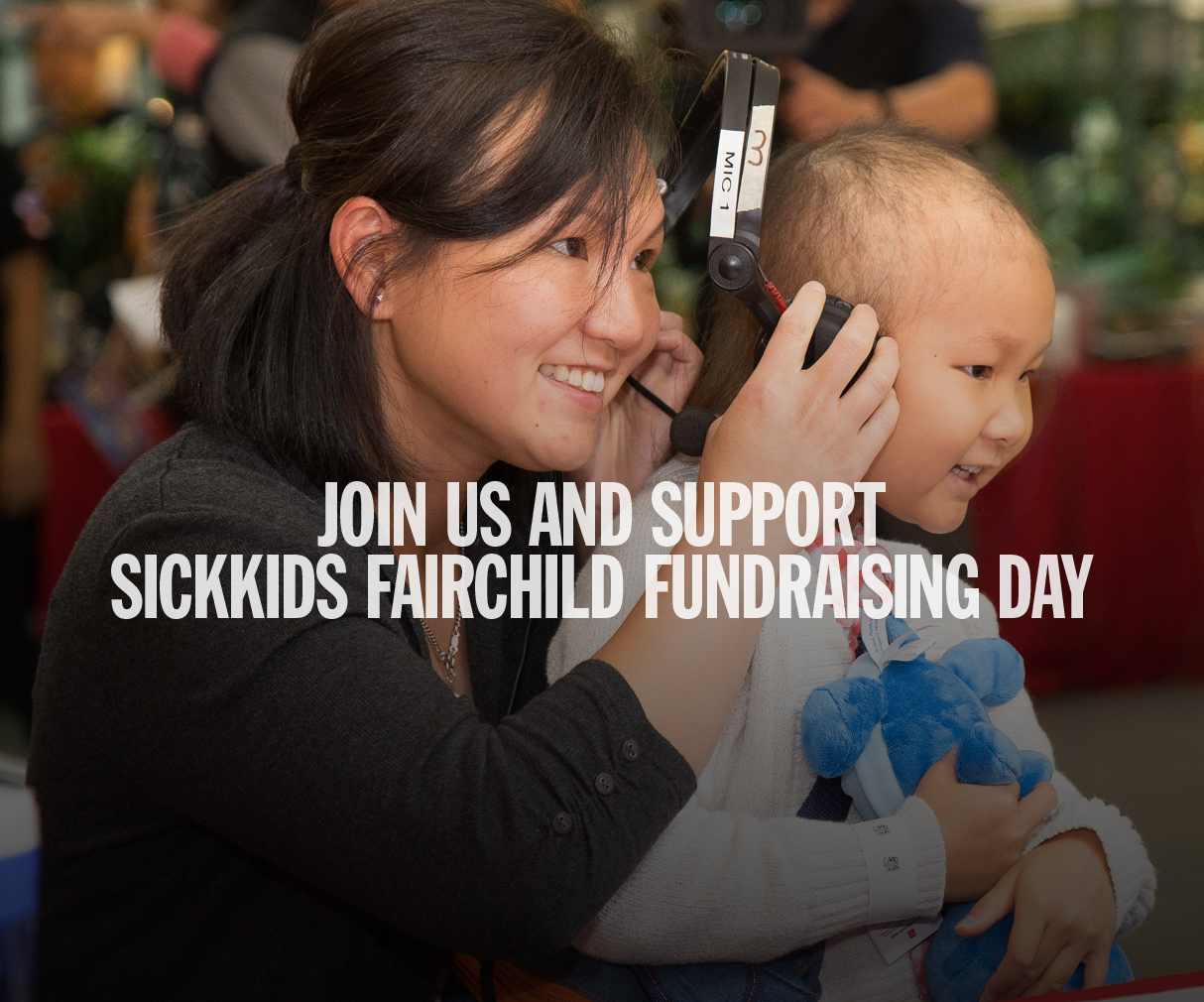 Fairchild Fundraising Day