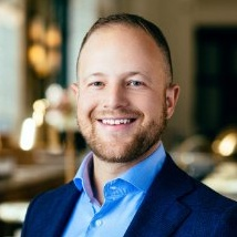 Photo of Gordon Bronson, Director of Public Affairs, WeWork