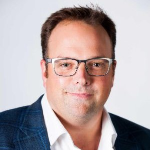 Photo of Rory Capern, Former Managing Director, Twitter Canada