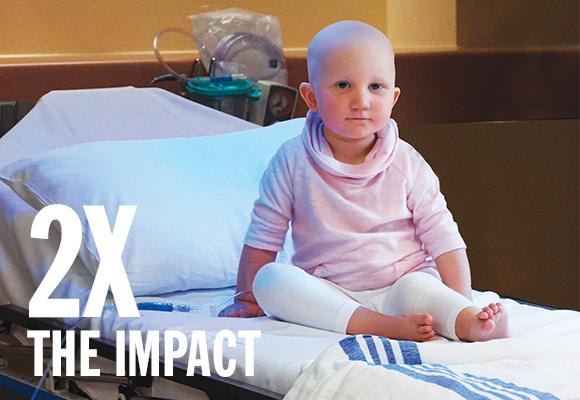 Roux, twice the impact